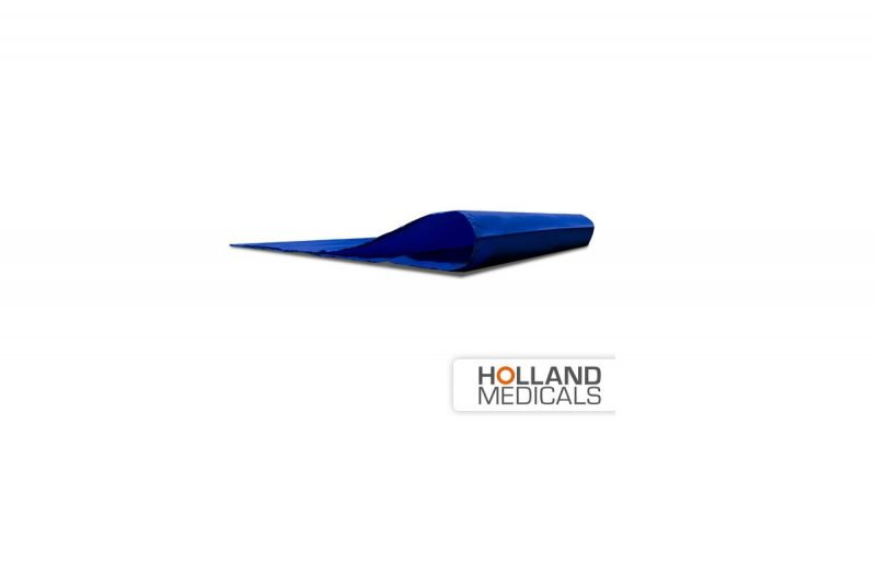 standaard-glijzeil zijkant Holland Medicals