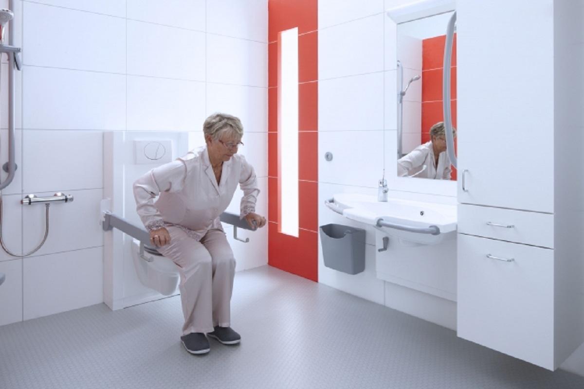 Ideale Zithoogte Toilet.Uniek Elektrisch Sta Op Toilet Onbeperkt Leven