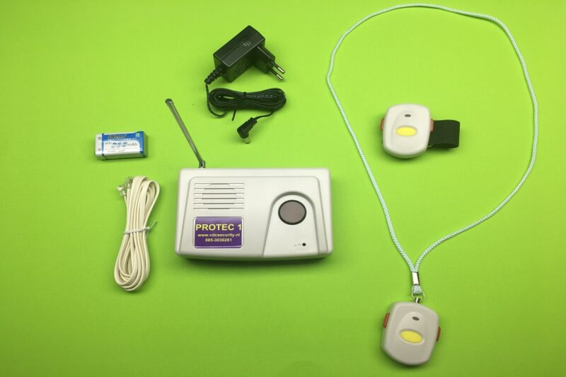 Protec1 persoonlijk alarmsysteem