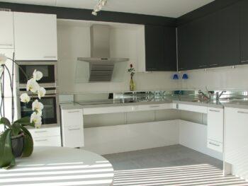 Ergonomische moderne keuken Pronk ergo
