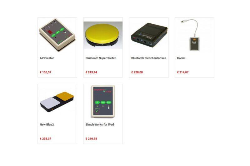iPad-tablet bedieningen rdg Kompagne