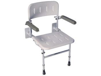 Aidapt-douche stoel-opklapbaar-max-190kg-korting-Onbeperkt-leven-Zorgthuiswinkel