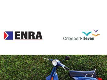 ENRA_bromfietsverzekering_korting_Onbeperkt_leven